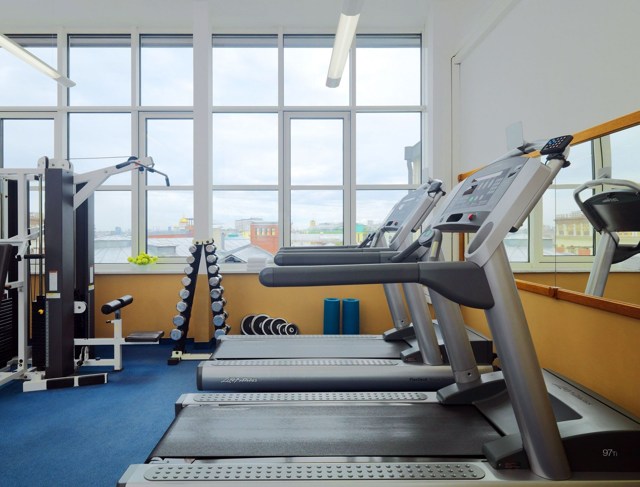 Gym Hotel National Moscow